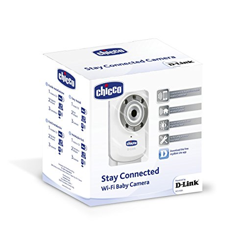 Chicco Stay Connected - Vigilabebés D-Link