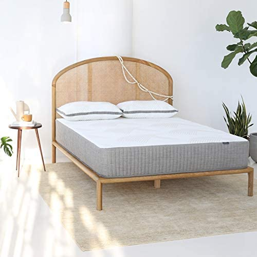 Brentwood Home Cypress Classic Cooling Charcoal Infused Memory Foam Mattress Non Toxic Made product image