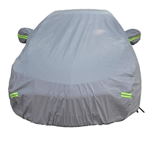 AAGOOD Universal-Voll Car-Cover Outdoor Indoor UV-Schutz Sonnenschutz Hitzeschutz Staubdicht Kratzfeste Sedan Anzug M-XXL Auto Repair & beatuty