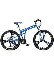 فتنس مينتس دراجة قابلة للطي، FM-F26-03M-BL