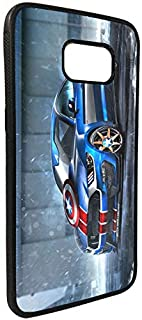 Cover of Galaxy S7 Edge from decalac for Accessories for Mobile, strong rubber absorbs the shocks and the background of th...