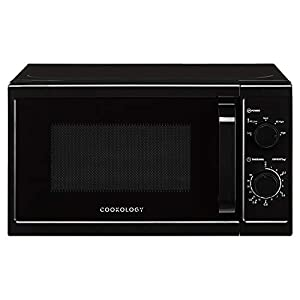 Cookology Microwave, 800W Freestanding, 20 Litre Capacity, 25cm Turntable