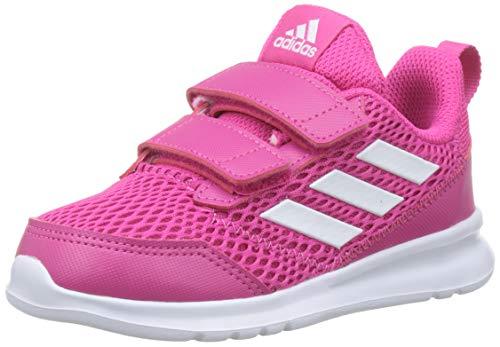 Adidas Altarun CF I, Zapatillas de Gimnasia Unisex bebé, Rojo FTWR White/Real...
