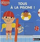 Tous à la piscine ! - Livre animé Kididoc - Dès 2 ans (16)