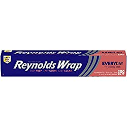 Image: Reynolds Wrap Aluminum Foil | Wrap any size or shape sandwich to hold it together and help keep it fresh