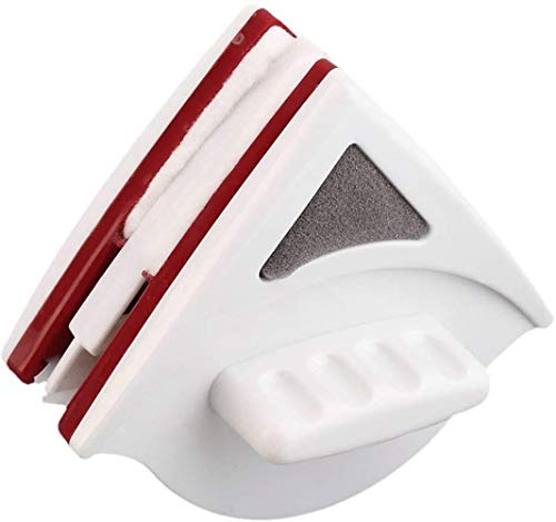 TXXM Limpiador de Vidrio de Doble Cara Ventana magnética Adecuada para Herramientas de Limpieza de Vidrio Hueco de Doble Capa de 15-22 mm