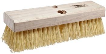 Weiler 10 Inch Polypropylene Bristle Scrub Brush