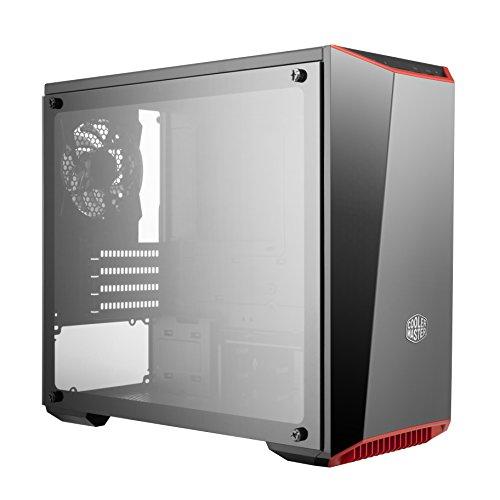 Cooler Master MasterBox Lite 3.1 TG Case per PC 'Micro-ATX, Mini-ITX, USB 3.0, Pannello Laterale in Vetro Temperato' MCW-L3S3-KGNN-00
