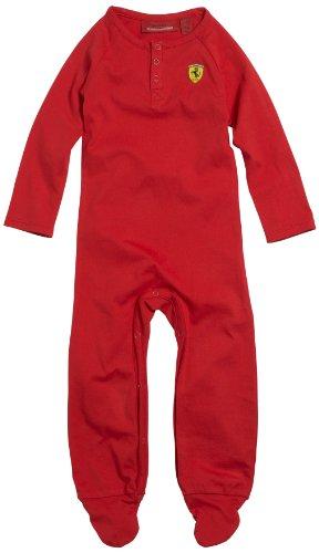 FERRARI Baby Night Suit, Rot, 1 Year