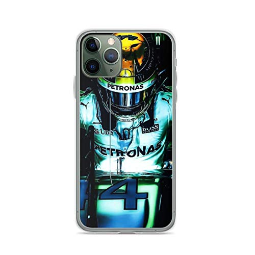 Lewis Hamilton Petronas Phone Case Compatible with iPhone 12 11 X Xs Xr 8 7 6 6s Plus Pro Max Samsung Galaxy Note S9 S10 S20 Ultra Plus