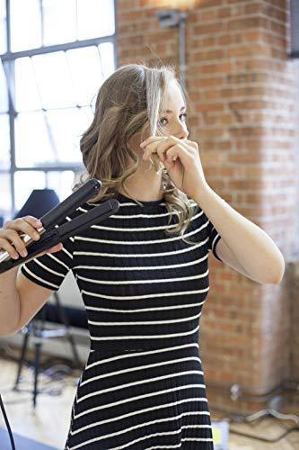 Rowenta Liss & Curl SF4522F0 Plancha de pelo, alisa, ondula y riza, con...