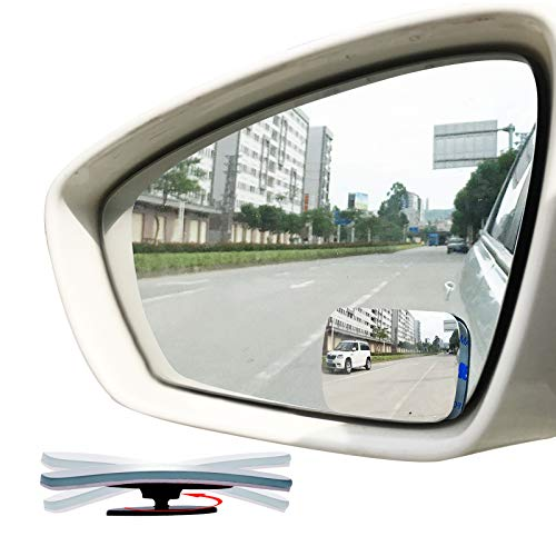 Ampper Am-BSM0201 Slim Square Blind Spot Mirror
