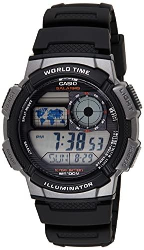 Casio Reloj de Pulsera AE-1000W-1BVEF