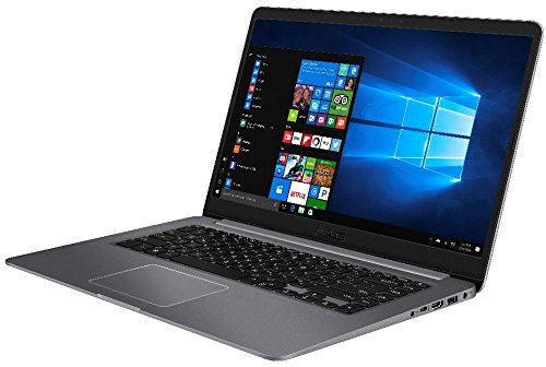 ASUS VivoBook 15 X510UQ-BQ359T Grigio Computer portatile 39,6 cm (15.6') 1920 x 1080 Pixel 2,50 GHz Intel Core i5 di settima generazione i5-7200U