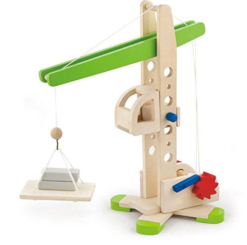 Viga Toys - 59698 - Véhicule Miniature - Modèle Simple - Grue