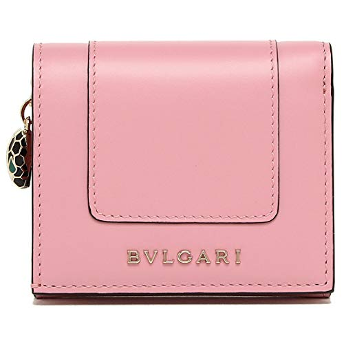 [ブルガリ]折り財布レディースセルペンティBVLGARI288035ピンク[並行輸入品]