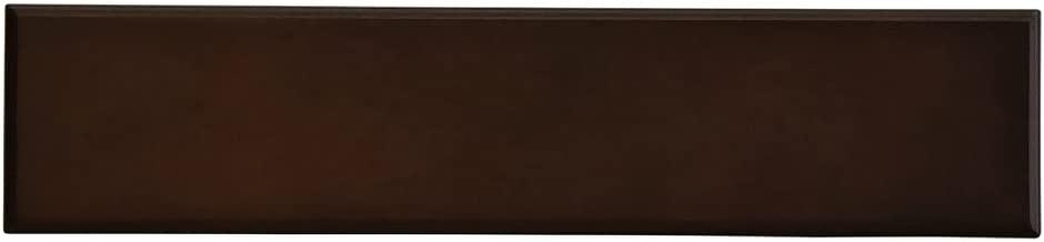 Dacasso School Office Boardroom Meeting Table Top Accessories Walnut Engraving Plate