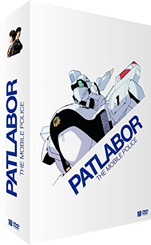 Patlabor : The Mobile Police - Intégrale TV (10 DVD)