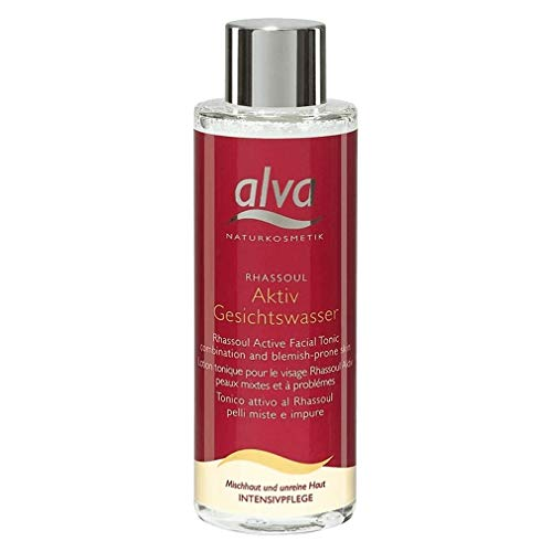 Alva Rhassoul Aktiv Gesichtswasser (Tonic) 100 ml