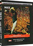 INXS Live Baby Live (1991) UK Region 2 compatible ALL REGION DVD