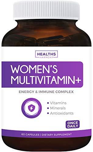 Multivitamin for Women (Non-GMO) Da…