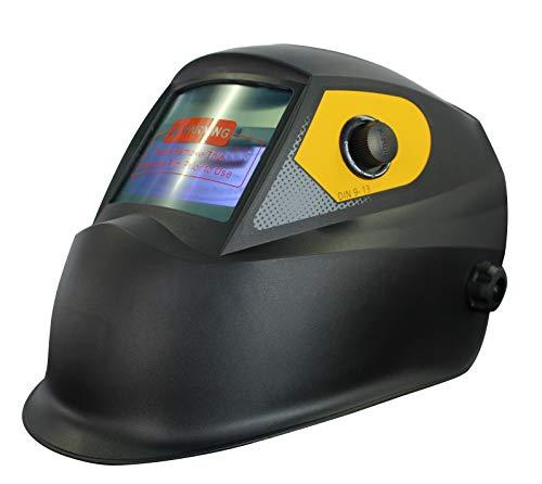 Stanley ST-90368 - Pantalla electrónica para soldadura tipo casco. Regulable