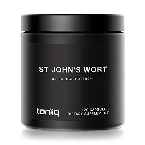 St. John's Wort Herbal Supplements