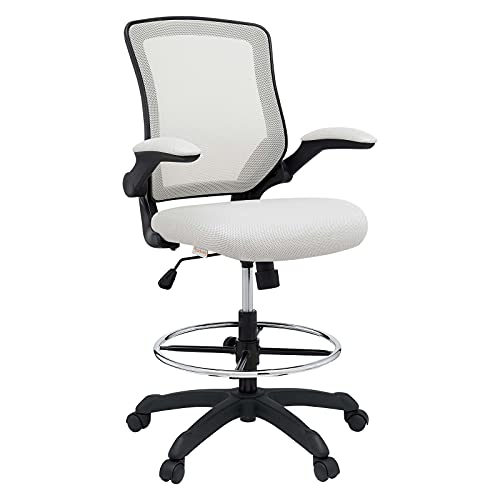 Modway Veer Drafting Stool-Chair...