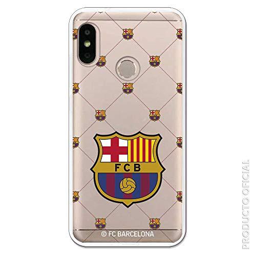 FC. Barcelona Carcasa Escudo Malla Xiaomi Mi A2 Lite