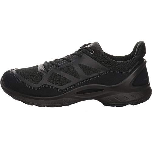 Ecco Herren BIOMFJUELM Sneaker, Schwarz (Black 1), 42 EU