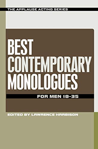 Best Contemporary Monologues for Men 18-35