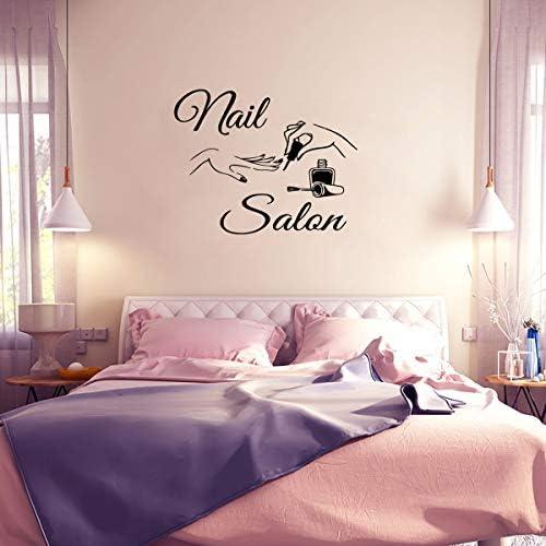 Salon wall decal _image4