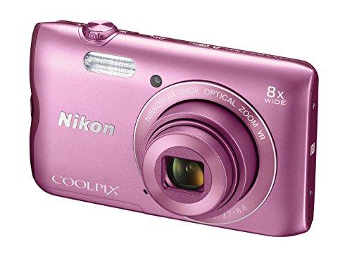 Nikon Coolpix A300 Kamera pink