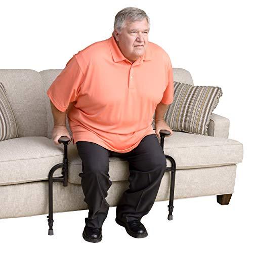 Stander Heavy Duty EZ Stand-N-Go, Bariatrisch Haltegriff Mobilitätshilfe für Couch und Sessel, Stehhilfe für Ältere Personen, Aufstehhilfe