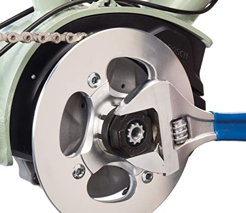 Park Tool BBT-18 Bottom Bracket Tool 8-Tooth Splines: Shimano and Isis Sealed Cartridge Tool