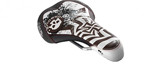 DA BOMB New Skull 2.0 Bike Bicycle MTB BMX Dirt Jumper Saddle Low Profile Aero Shape