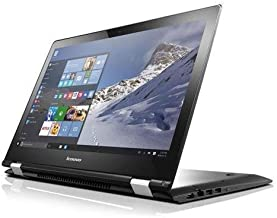 "Lenovo 2-in-1 15.6"" Full HD Touchscreen Laptop, Intel Core i7-6500U 2.5GHz, 8GB RAM, 256GB SSD, NVIDIA GeForce 940M, 802.1..."