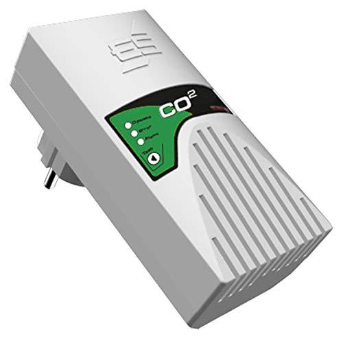 Color Blanco Detector de Agua 6 m de Alcance, 230 V Schabus 300240
