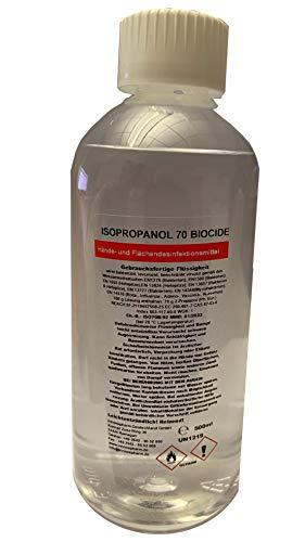 Desinfektionsmittel für Hände und Flächen 500 ml
