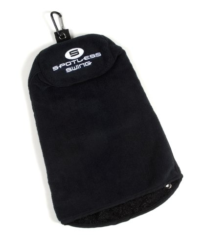 Spotless Swing BrightSpot Solutions Premium Multi-Use Golf Towel