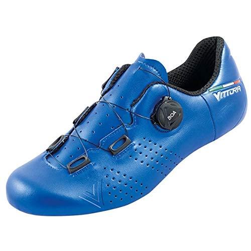 Vittoria Alisè Road Cycling Shoes (EU 46 US 12 UK 11 ½) Blue