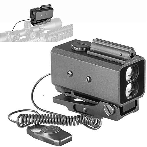 NBALL-TT Infrarot-Zielfernrohr-Entfernungsmesser-Aufnahmeabstand Winkelgeschwindigkeitsmesser Tactical Rifle Mounted für die Jagd