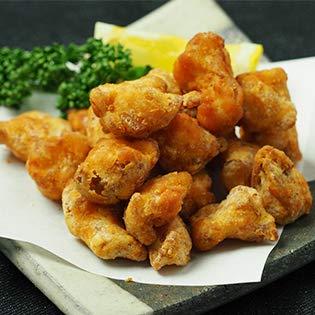 鶏ヒザナンコツ唐揚げ 500g【軟骨】【鳥肉】【冷凍】(pr)(71001)