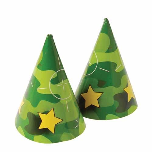 Lowest Price! DollarItemDirect Camo Paper Hats, Sold by 59 Dozens