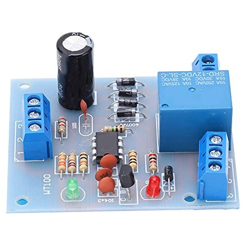 Módulo Controlador De Nivel De Agua Interruptor De Control De Drenaje De Bomba De Líquido Tablero De Protección Sensor De Detección De Nivel De Agua Interruptor De Control De Líquido Automático Tabler