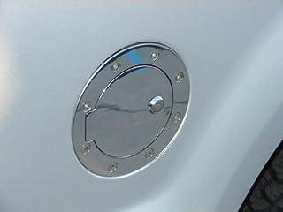 ECCPP Fuel Gas Door Cover Fit For Dodge Ram 1500 2009-2010,For Dodge Ram 2500 2010,For Dodge Ram 3500 2010,For Ram 1500 2011-2018,For Ram 2500 2010-2017,For Ram 3500 2011-2017 Gas Fuel Tank Cap