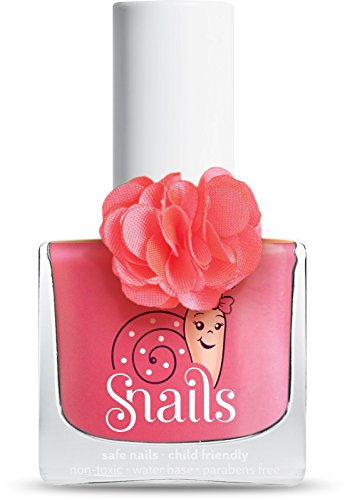 Snails Fleur Col Rose 10.5Ml Girl's Pink Nail Polish Fleur Col Rose 10.5Ml Girl's Nail Polish