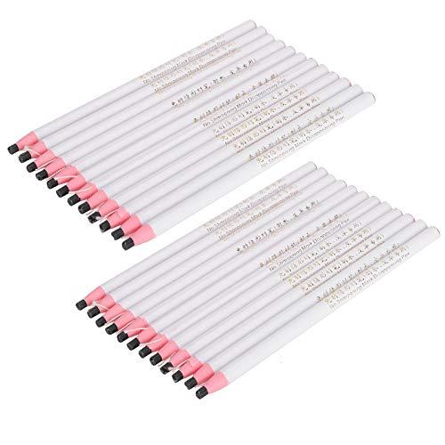 Rotulador de tela, sin necesidad de cortar, para coser y cortar, marcar y dibujar en el hogar, etc, lápiz soluble en agua, lápiz de sastrería