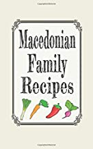 Best macedonian cookbooks in english Reviews