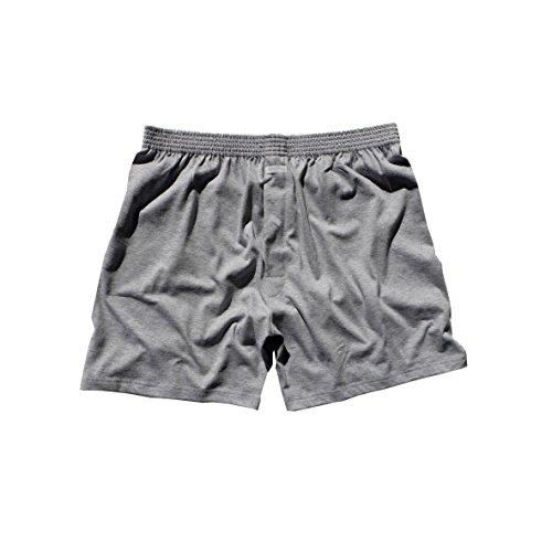 Ammann Herren Boxer-Short Basic Cotton 3er Pack Größe 8